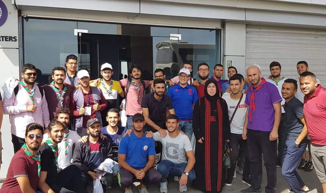 التوأمة بين الطلبة الكشفيين الجزائريين والأتراك