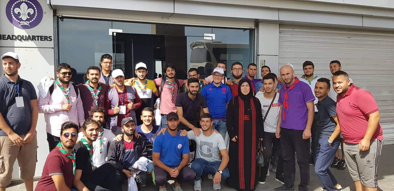 التوأمة بين الطلبة الكشفيين الجزائريين