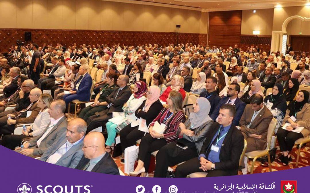 المشاركة فيالجلسة الوطنية للاقتصاد التدويري