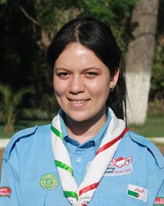 القائدة رميلة حنان