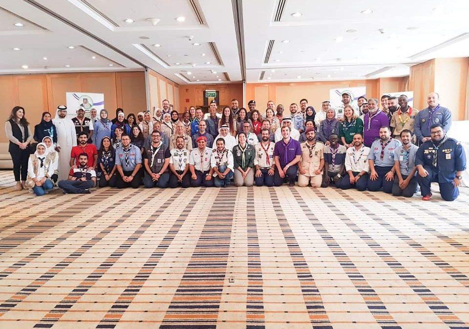 المشاركة في الورشة الدولية لتدريب ممثلي الشباب