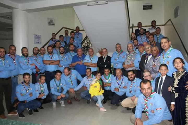 زيارة عمل للقائد العام لولاية وهران