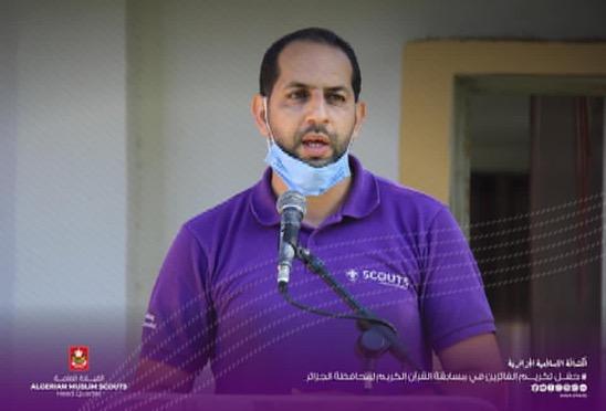 تكريم الفائزين في مسابقة ترتيل القرآن الكريم