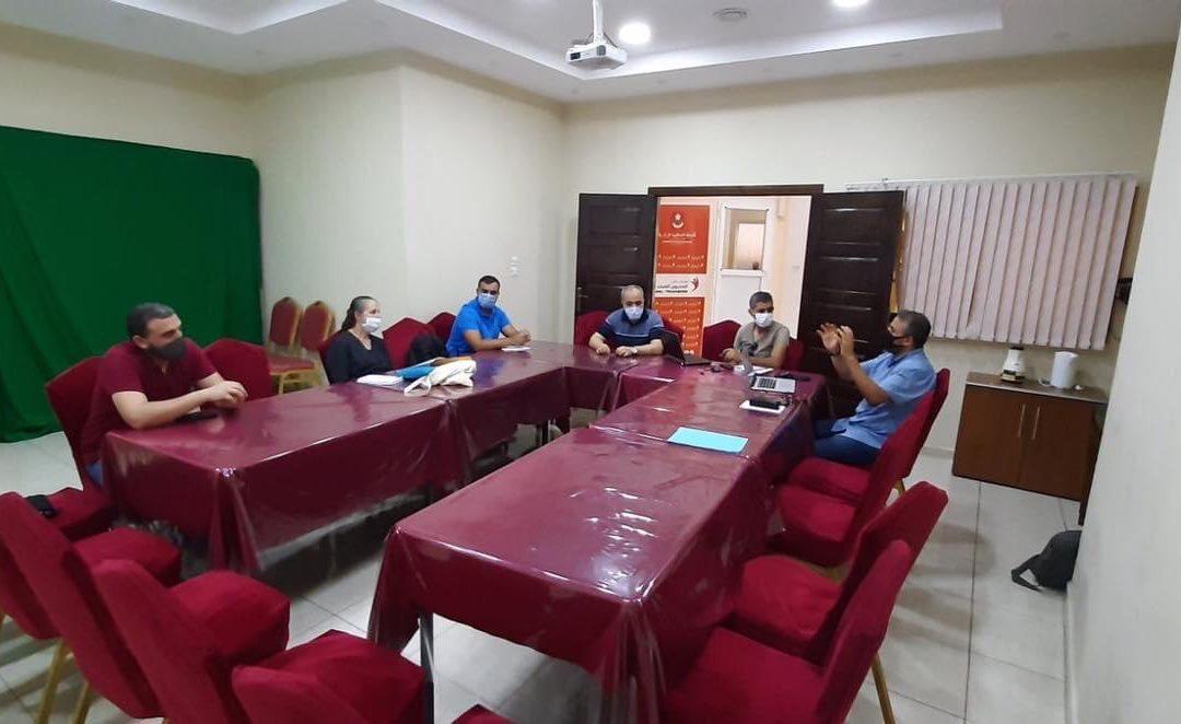 الكشافة الإسلامية الجزائرية ومكتب اليونيسيف بالجزائر