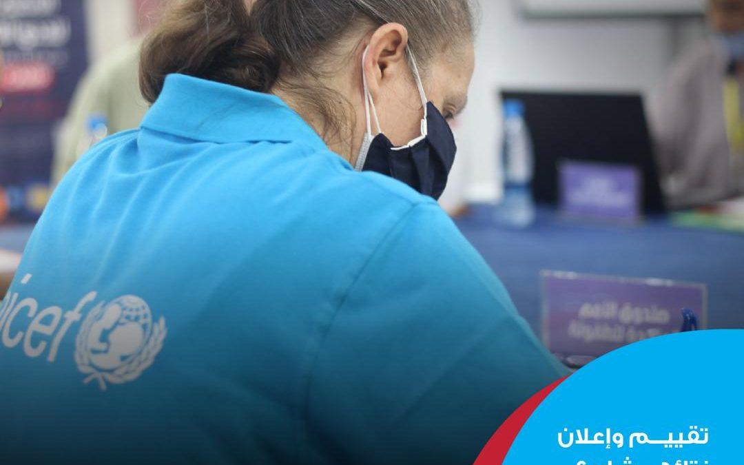 """انطلاق عملية تقييم مشاريع الفرق المتأهلة لنهائي مسابقة #تحدي_الشباب """"جيل طليق"""""""