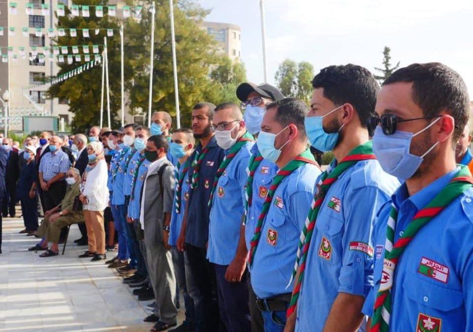إحياء ذكرى اليوم الوطني للمجاهد