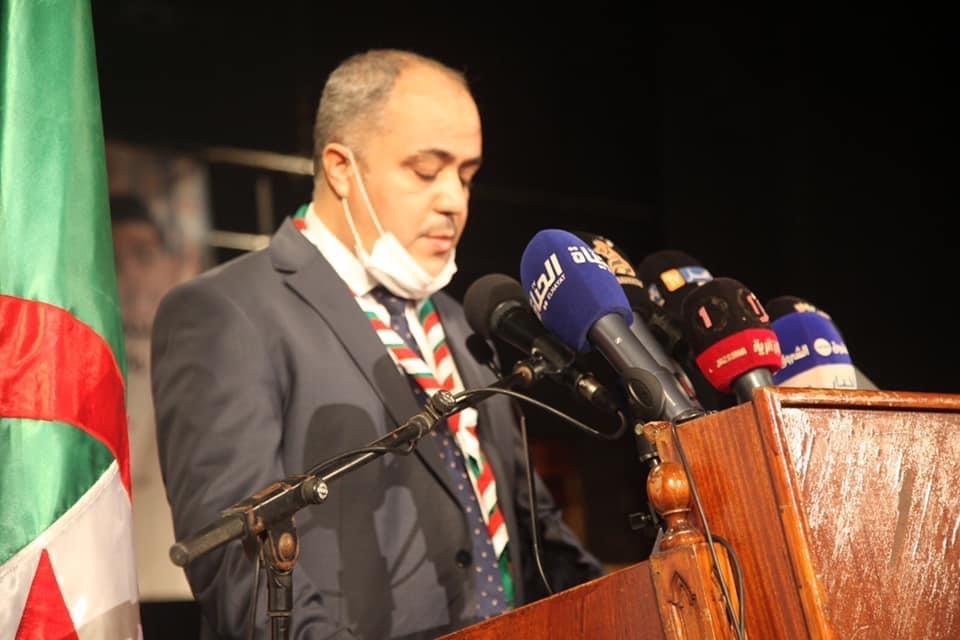 المنتدى الوطني للمجتمع المدني والشباب بقاعة الأطلس.