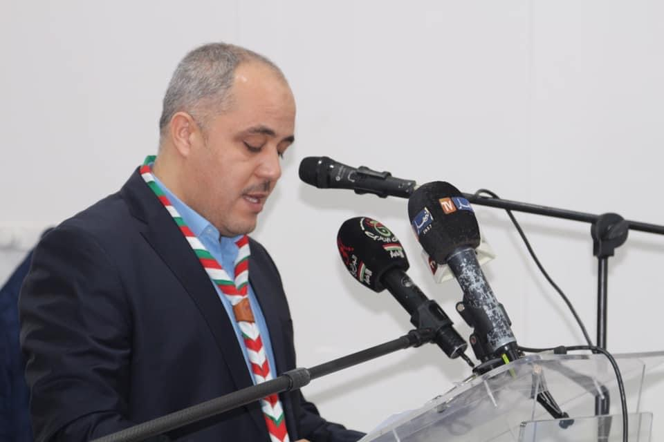 فعاليات اختتام دورة المجلس الوطني 34