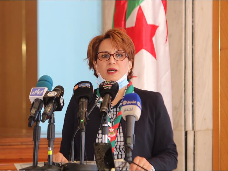 فعاليات حفل إمضاء اتفاقية الشراكة بين الكشافة الإسلامية الجزائرية ووزارة الثقافة والفنون