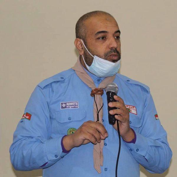 الدورة التدريبية للإطارات الكشفية بولاية البيض