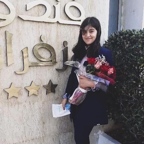 تكريم المرشدة أسرار شمس الأصيل نوري ممثلة الجزائر في البرلمان العربي للطفل