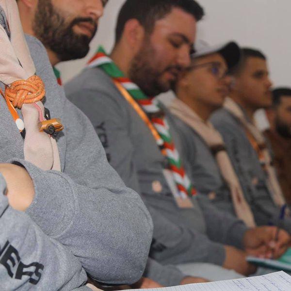تواصل فعاليات أشغال المسار التدريبي الأول لمشروع المدربون الشباب