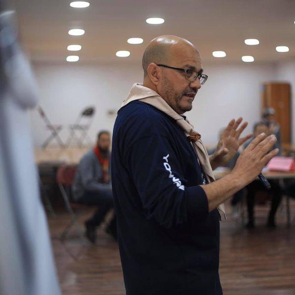 تتواصل فعاليات أشغال المسار التدريبي الأول لمشروع المدربون الشباب