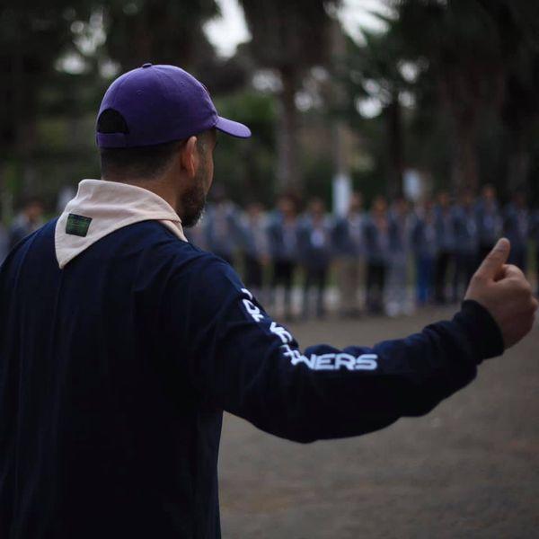"""تواصل فعاليات المسار التدريبي الأول لمشروع """" المدربون الشباب """""""