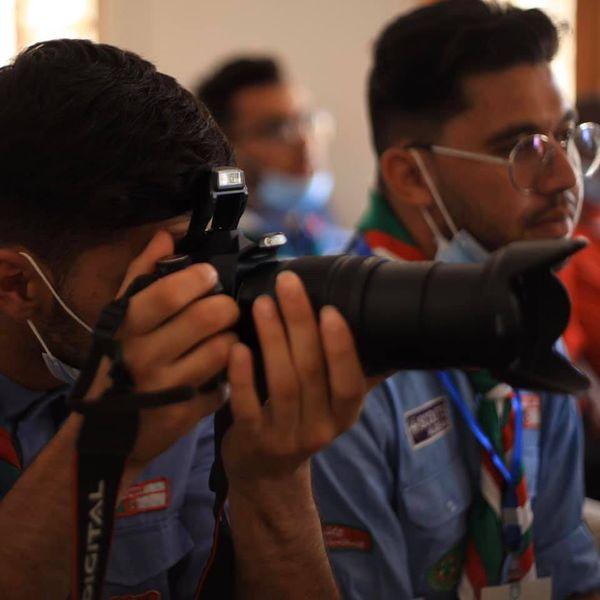الدورة التكوينية للمراسلين الكشفيين بمخيم الشباب – جواب ولاية المدية