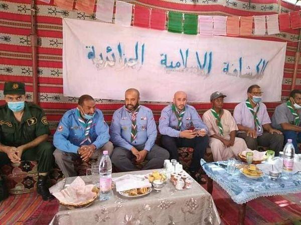 تنصيب اللجنة الولائية لتسيير المحافظة الولائية بني عباس