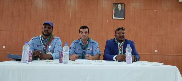 تنصيب اللجنة الولائية للكشافة الاسلامية الجزائرية للولاية الجديدة برج باجي مختار