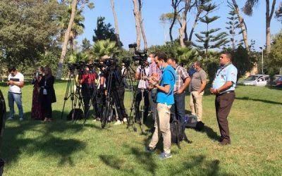 تغطية فعاليات القافلة التضامنية الوطنية المنظمة مناصفة بين الكشافة الإسلامية الجزائرية و شركة أوريدو .